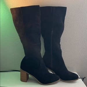 WOMENS Textile upper Boots